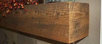 reclaimed antique faux wood fireplace mantel elmwood reclaimed