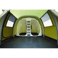 toile de tente 4 chambres tente gonflable missouri 4 places trigano planète plein air acc