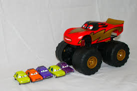 Cars XL Monster Truck Talking Lightning McQueen In Monster Truck ... Monster Jam Stunt Track Challenge Ramp Truck Storage Disney Pixar Cars Toon Mater Deluxe 5 Pc Figurine Mattel Cars Toons Monster Truck Mater 3pack Box Front To Flickr Welcome On Buy N Large New Wrestling Matches Starring Dr Feel Bad Xl Talking Lightning Mcqueen In Amazoncom Cars Toon 155 Die Cast Car Referee 2 Playset Kinetic Sand Race Blaze And The Machines Flip Speedway Prank Screaming Banshee Toy Speed Wheels Giant Trucks Mighty Back Toy