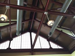 Insulated Cathedral Ceiling Panels by Why High Ceilings Make Cold Rooms Energy Smart Home Performance