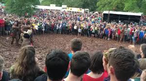 Pomona Pumpkin Patch Promo Code by Horrific Moment Reveller Is Wiped Out In The Mud At Kendal Calling