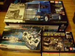100 Tamiya Truck RC TAMIYA TRUCK TRAILER MFC03 In Newcastle Tyne And