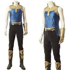 Avengers Infinity War Thanos Costume Thanos Cosplay Outfit Cosplay