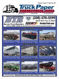 100 Scott Fulcher Trucking Truck Paper