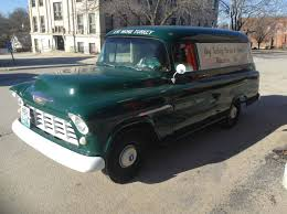 100 1952 Chevy Panel Truck Hemmings Find Of The Day 1955 Chevrolet 3100 Panel Hemmings Daily