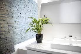badezimmer stein wandverkleidung naturstein stein verkleidung
