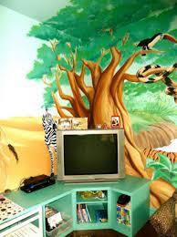 Decorating Baby Room Ideas Jungle