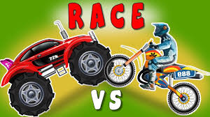Sports Car Monster Truck VS Sports Bike | Racing Cars | Video For ... Monster Truck Challenge Arcade Car Free Version Pc Game Videos Jump Games For Kids Toy Trucks For 2 Best Hd Gameplay New Fun Renegade Racing 4x4 Jam Crush It Nintendo Switch Buy Video Kid Children Collection Arena Driver Webby Offroad Passion 120 Black Online At Juego De Carros Para Nios Para Rally Toy Cartoon Play Grand Truckismo Games The 10 Best On Gamer