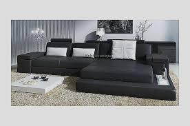 canap cuir contemporain 50 unique canape cuir et meuble salon moderne discount decoration