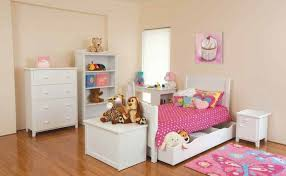 Furniture Perfect White Kids Bedroom For Girls Decor