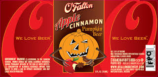 Smuttynose Pumpkin Ale Calories by O U0027fallon Brewery Zeke U0027s Pale Ale Vanilla Pumpkin Beer Jack O