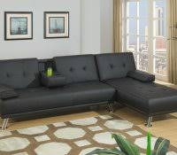 Walmart Small Sectional Sofa by Sleeper Sectional Sofa For Small Spaces Leather Futon And Chaise