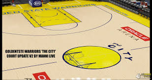 Golden State Warriors The City Alternative Court Update