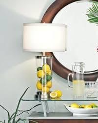 Fillable Craft Table Lamp by Fillable Lamp Easy Seasonal Decor Hoosierhomemade Com