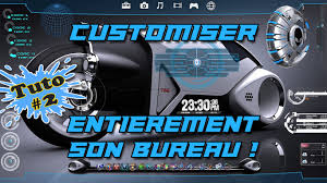 personnaliser bureau windows 7 tuto customiser et personnaliser totalement bureau pc