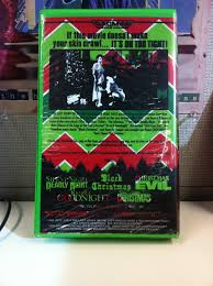 Wnuf Halloween Special Vhs by The Horrors Of Halloween Jbtv Christmas Special Silent Night
