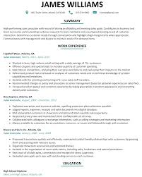 Resume Sample For S Associate Example Examples Walmart Job Retail R Large Size