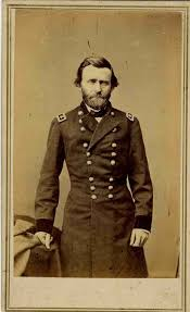 Major General Grant Of Volunteers With Two Stars 1862