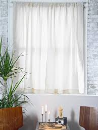 Umbra Curtain Rod Bed Bath And Beyond by 100 Bed Bath And Beyond Sheer Window Curtains White Sheer