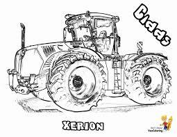 Dessin De Tracteur Case Neuf Coloriage Magique 4 Ans Meilleur
