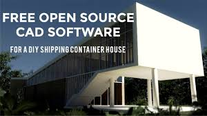 100 Free Shipping Container House Plans Top 10 Open Source CAD Software For Designing A DIY 2018