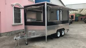 Factory Supply Concession Street Food Truck Dimensions - Buy ...