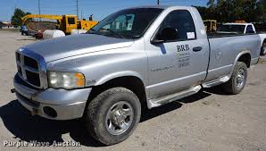 2003 Dodge Ram 2500 Pickup Truck | Item DD6593 | SOLD! Octob...