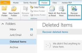 How to Recover Permanently Deleted Email in Outlook