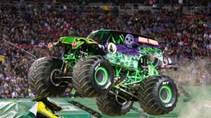 100 Monster Trucks Green Bay Jam Returns To Pensacola March 3031