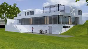 100 Villa Architect Casa Tugendhat Villa 3D Model