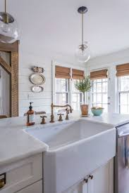 Self Trimming Apron Front Sink by Best 25 Farmers Sink Kitchen Ideas On Pinterest