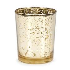 Gold Mercury Glass Bath Accessories by Amazon Com 96 Gold Mercury Tutera Wedding Party Candle Votive