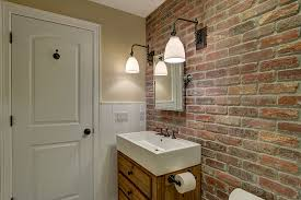 Basement Bathroom Design Photos by Westiliff Basement Bathroom Vanity Finished Basement Company