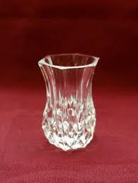 Crystal Petite Vase 325 Tall Diamond Cut By AmazingFunVintage Bedroom OfficeBedroom DecorDiamond
