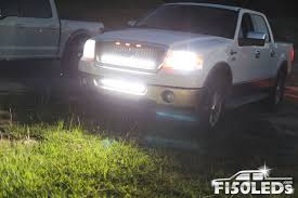 2006-08 Paladin 150W CREE Behind The Grille LED Bar - F150LEDs.com To Fit 2013 Volvo Fh4 Globetrotter Standard Top Front Roof Spot Led Lightbar Install On The Old Truck Youtube Hightech Lighting Rigid Industries Adapt Light Bar Recoil Offroad Bars For Trucks Atvs And More Rebelled Lights Rc Car Rack Luggage Carrier With 4 Crawler Trophy With Lights Light Bar Archives My Trick Custom Georgia Rocky Ridge 18inch 108w Led Cree Work For Suv Fusion Bumpers Bigger Better 042018 F150 Lund Bull W 20 Black 471206 Mounting Behind Grille Nbs Chevy Forum Gmc