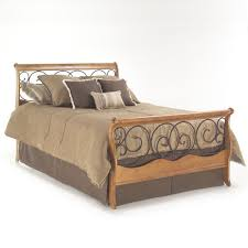 Wrought Iron And Wood King Headboard by 10 Best Beds Images On Pinterest Bedroom Decor Bedrooms And Health