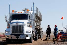 Canadian Producers Turn To Oil Trucks As Supply Glut Grows - Energy ...