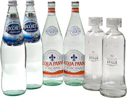 Italian Non Carbonated Water Sample Case