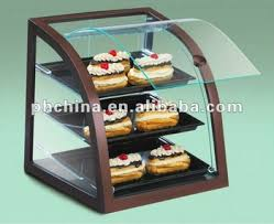 VC 061 Acrylic Pastry Display Case BoxAcrylic Countertop Bakery