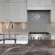 Kitchen Backsplash Ideas For Dark Cabinets by Best 25 Chevron Kitchen Ideas On Pinterest Crochet Kitchen