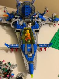 100 Lego Space Home Found The Perfect Home For Bennys Squad Lego