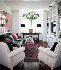 Take A Peek Inside Our Editor In Chiefs Home Narrow Living RoomNarrow RoomsSmall