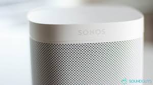 sonos one 1 review soundguys