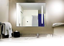 makeup mirrors bathroom the home depot wall mounted mirror with