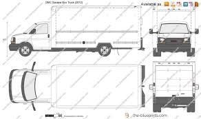 The-Blueprints.com - Vector Drawing - GMC Savana Box Truck Used 2007 Gmc C7500 Box Van Truck For Sale In New Jersey 11213 2000 C6500 Box Truck Item Da1019 Sold July 5 Vehicl Praline Bakery And Restaurant Box Truck Cube Van Wrap Graphics Mag11282 2008 Truck10 Ft Mag Trucks 2005 Gmc 24 Ft In Indiana For Sale Used On West Virginia Sales South Jersey Miranda Motors Pilesgrove Nj Chevrolet Chevy C60 Scissor Liftbox Roofing Moving C 2012 16 Cversion Campers Tiny House Luxury Adventure Mobiles New York