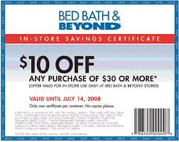 Bed Bath Beyond Paramus by Bed Bath And Beyond Coupon