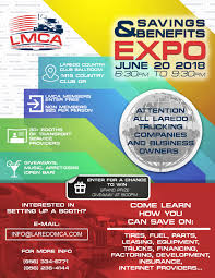 100 Allied Trucking LMCA Savings And Benefits Expo June 20 2018 Laredo Motor