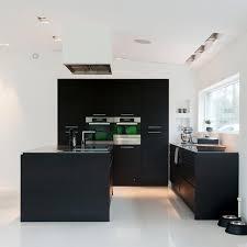 schwarze küche bild 4 schöner wohnen