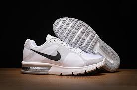 Nike Outlet by 2016 Nike Air Max Sequent White Womens Running Shoes Online Outlet Jpg
