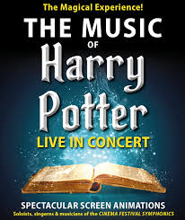 the of harry potter live in concert
